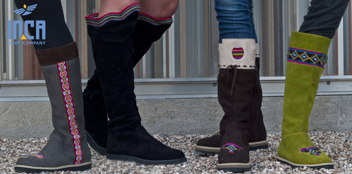 Inca Boot Company Unveils Fall 2011 Collection of Handcrafted Peruvian Boots for Style Mavens