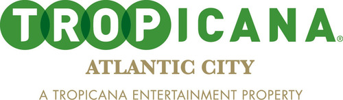 """Tropicana Casino and Resort is a 24-hour gaming destination located on the beach and Boardwalk. Featuring 2,079 rooms and suites and home of The Quarter, a 200,000 square foot entertainment complex, Tropicana is the premier resort in Atlantic City. With 24 restaurants, 25 shops, 18 bars and lounges, 2 pools, an IMAX Theatre and a spa, Tropicana is consistently rated as the """"Must-See Attraction"""" in Atlantic City. For more info visit  www.tropicana.net . (PRNewsFoto/Tropicana Entertainment Inc.) (PRNewsFoto/TROPICANA ENTERTAINMENT INC.)"""