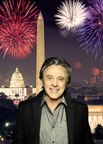 Manipulated photo: Legendary singer Frankie Valli will perform live from the West Lawn of the U.S. Capitol in celebration of our nation's 238th birthday on A CAPITOL FOURTH, airing on PBS Friday, July 4, 2014, from 8:00 to 9:30 pm ET. (PRNewsFoto/Capital Concerts)