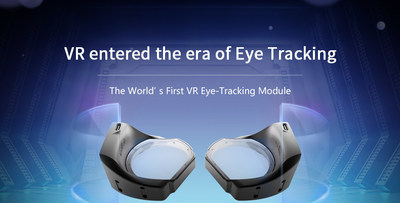 The product picture of VR Eye-Tracking Module