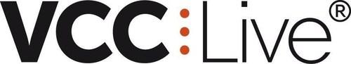 VCC Live Logo (PRNewsFoto/DBH Investment Zrt)