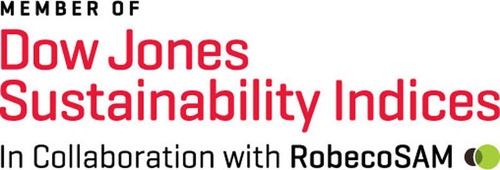 Ricoh Recognized by the Dow Jones Sustainability Indices (DJSI)