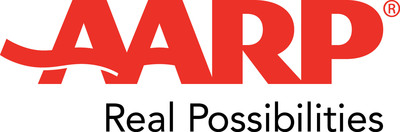 AARP: Real Possibilities.  (PRNewsFoto/AARP)