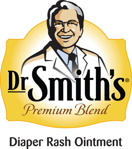 Dr. Smith's Diaper Ointment Logo.  (PRNewsFoto/Mission Pharmacal Company)