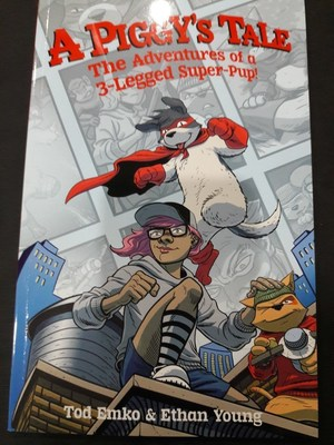 Cover of graphic novel