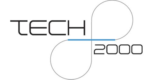 Tech 2000 logo. (PRNewsFoto/Tech 2000) (PRNewsFoto/TECH 2000)