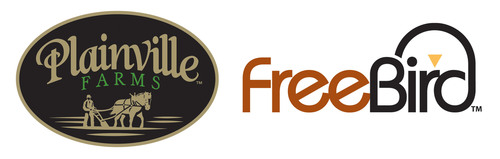 FreeBird and Plainville Farms Logo. (PRNewsFoto/Plainville Farms) (PRNewsFoto/PLAINVILLE FARMS)