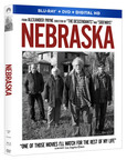2014 Academy Award(R) Nominee For Best Picture, Best Director, Best Actor And More NEBRASKA Debuts on Blu-ray(TM) Combo February 25 and on Digital and Digital HD February 11. (PRNewsFoto/Paramount Home Media Distribution)