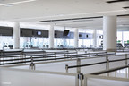 Jet Blue Terminal 5 Expansion Customs and Border Patrol. Photo courtesy of Arup. Copyright Gensler.