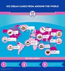 Baskin-Robbins Celebrates Ice Cream Cakes Around The World With Giveaways And Two New Cake Options Perfect For Sharing (PRNewsFoto/Baskin-Robbins)