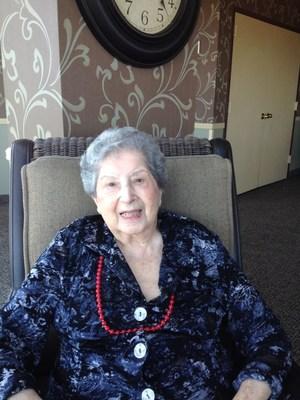 Happy 106th Birthday Roselyn Siegfried!