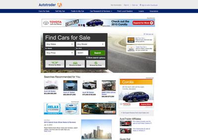 Autotrader Unveils New Brand Identity