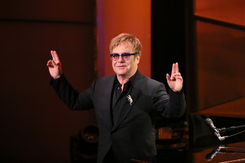 """Alfred Haber Television, Inc. Selected As Worldwide Distributor For ITV's """"BRITs Icon: Elton John"""".  ..."""