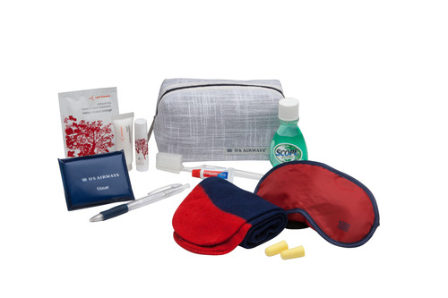 In July, US Airways will introduce new amenity kits in Envoy, its international business class. The airline has teamed up with Red Flower, a New York-based, eco-friendly beauty and lifestyle brand, to offer passengers traveling in Envoy a soft classic jute-lined bag filled with delicately scented botanical products including Ocean moisturizing body lotion, Italian Blood Orange lip balm and an Italian Blood Orange facial towelette with whole essential oils of pink grapefruit and blood orange which provide an instant boost and a sense of ...