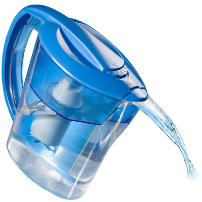 The portability of the Culligan PIT-1 Water Filter Pitcher makes it a great choice for home, office and dorm rooms. Anywhere an easy and economical solution for better-tasting, filtered water is desired. The PIT-1 combines a two-quart capacity with a filter-replacement indicator which alerts users to change the filter. The Culligan PIT-1 filter helps reduce mercury, copper, zinc, chlorine taste and odor, particulates and sediment. Another benefit of the pitcher is its space-saving oval design, which fits in most refrigerator doors.   (PRNewsFoto/Culligan International)