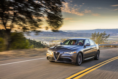 All-new 2017 Alfa Romeo Giulia goes on sale in January 2017 for $37,995 MSRP