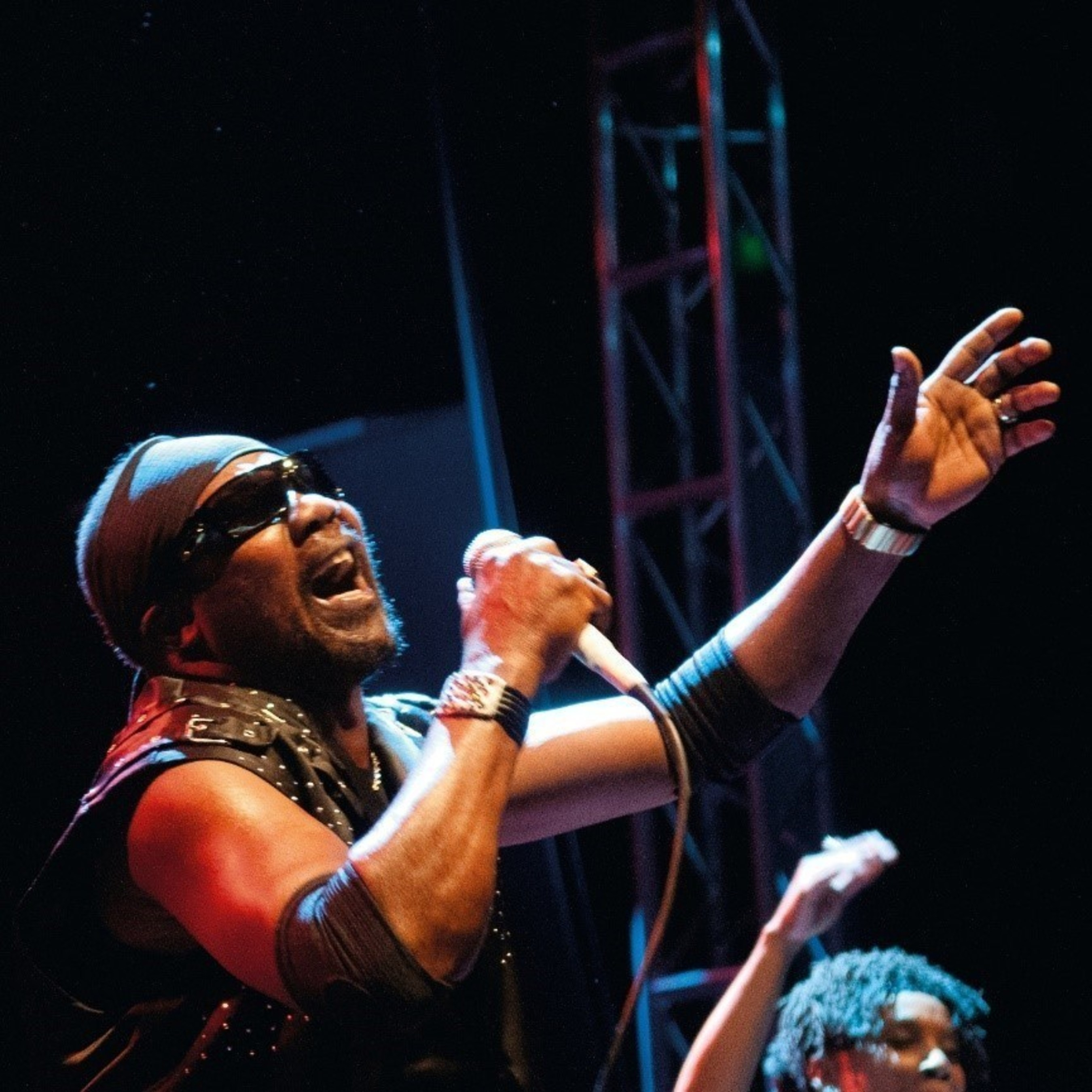 Toots & the Maytals For One World Ska & Rocksteady Music Festival In Kingston