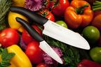 Kyocera Santoku & Paring Knife Gift Box.  (PRNewsFoto/Kyocera, Sasa Demarle, Jura, Zoku, Primula Products)