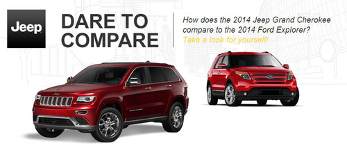 Wisconsin Jeep Dealer Highlights Advantages Of 2014 Grand