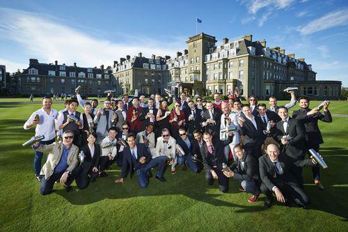 Diageo World Class Mixologists Group Shot (PRNewsFoto/Diageo World Class)