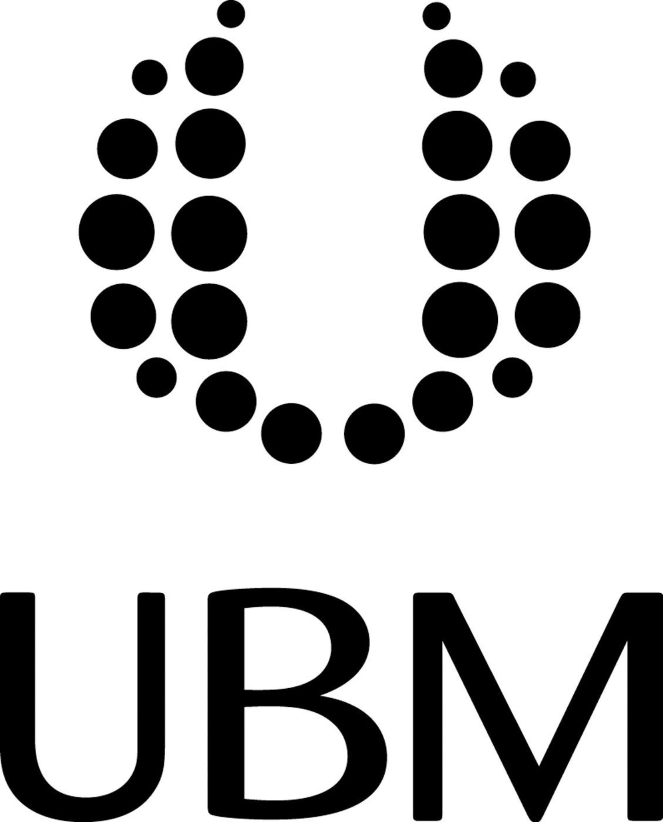 UBM logo.