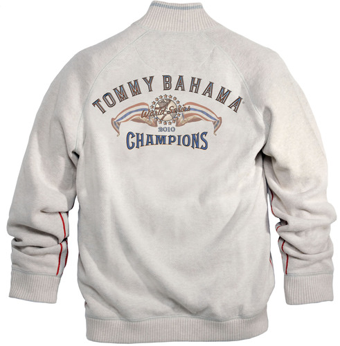 Tommy Bahama Releases New Shirt to Commemorate 2010 World Series