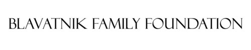 Blavatnik Family Foundation(PRNewsFoto/Blavatnik Family Foundation)