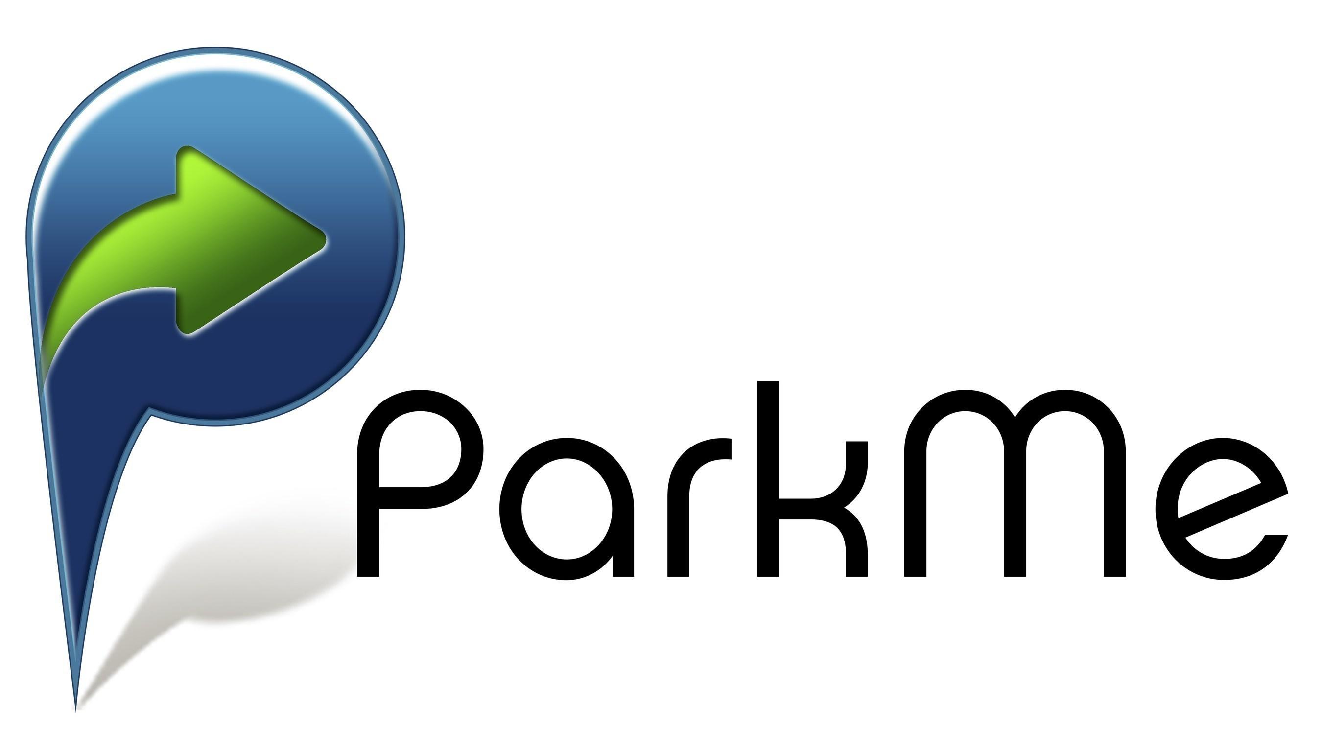 ParkMe logo.