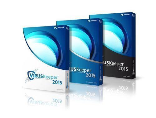 VirusKeeper 2015 - L'antivirus Francais Nouvelle Generation (PRNewsFoto/AxBx)