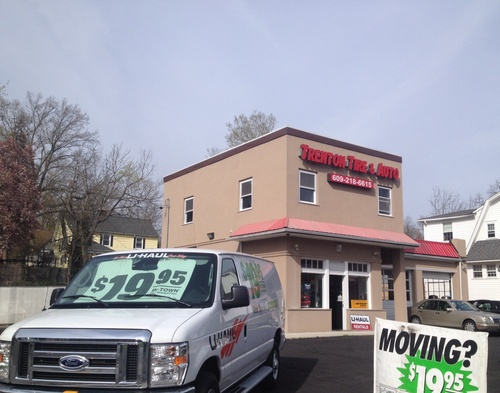 Trenton Tire & Auto Center Welcomes U-Haul to Its Business