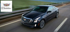The 2015 Cadillac ATS Coupe that has arrived to Cavender Cadillac has everything it needs to be more than a thorn in the side of models from Mercedes-Benz and BMW. (PRNewsFoto/Cavender Cadillac)