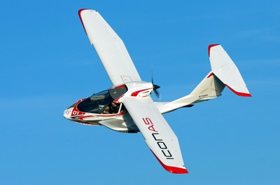 ICON Aircraft: ICON A5 Successfully Completes FAA Audit