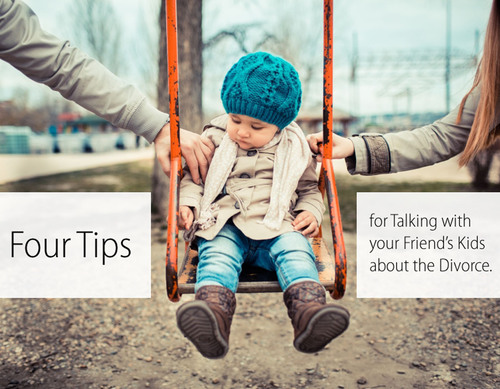 ARAG offers ideas to make a helpful connection and show empathy to your friend's kids during a divorce.  ...