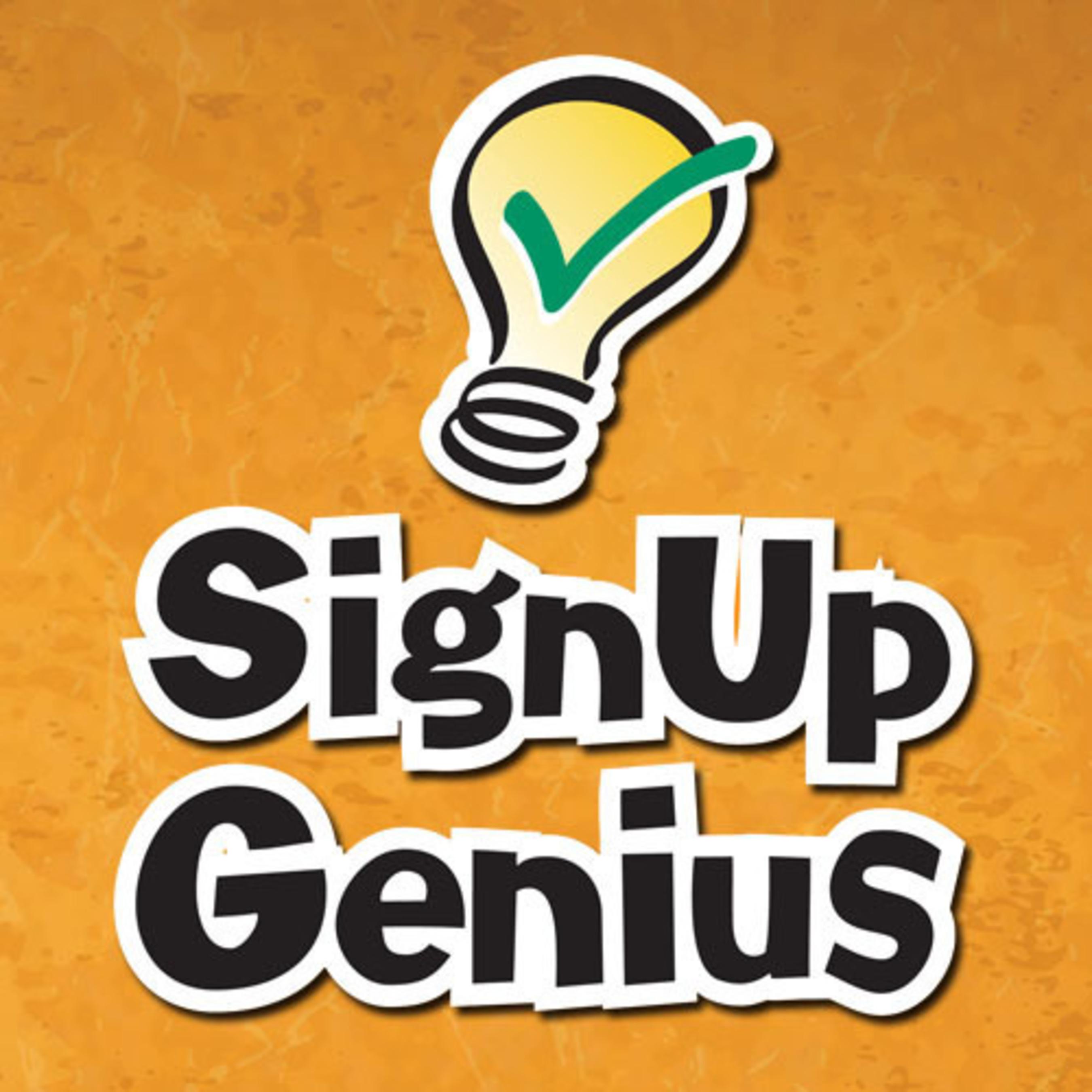 SignUpGenius Company Logo (PRNewsFoto/SignUpGenius )