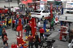 Rotary Lift to Showcase Updated Four-Post Car Lifts at SEMA Show 2014