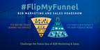#FlipMyFunnel, the first-ever B2B account-based marketing roadshow heads to San Francisco on Feb. 25