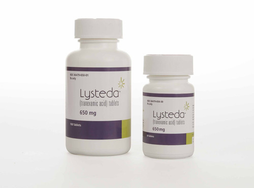 Ferring Pharmaceuticals Announces Immediate Availability of LYSTEDA™, the First Non-Hormonal