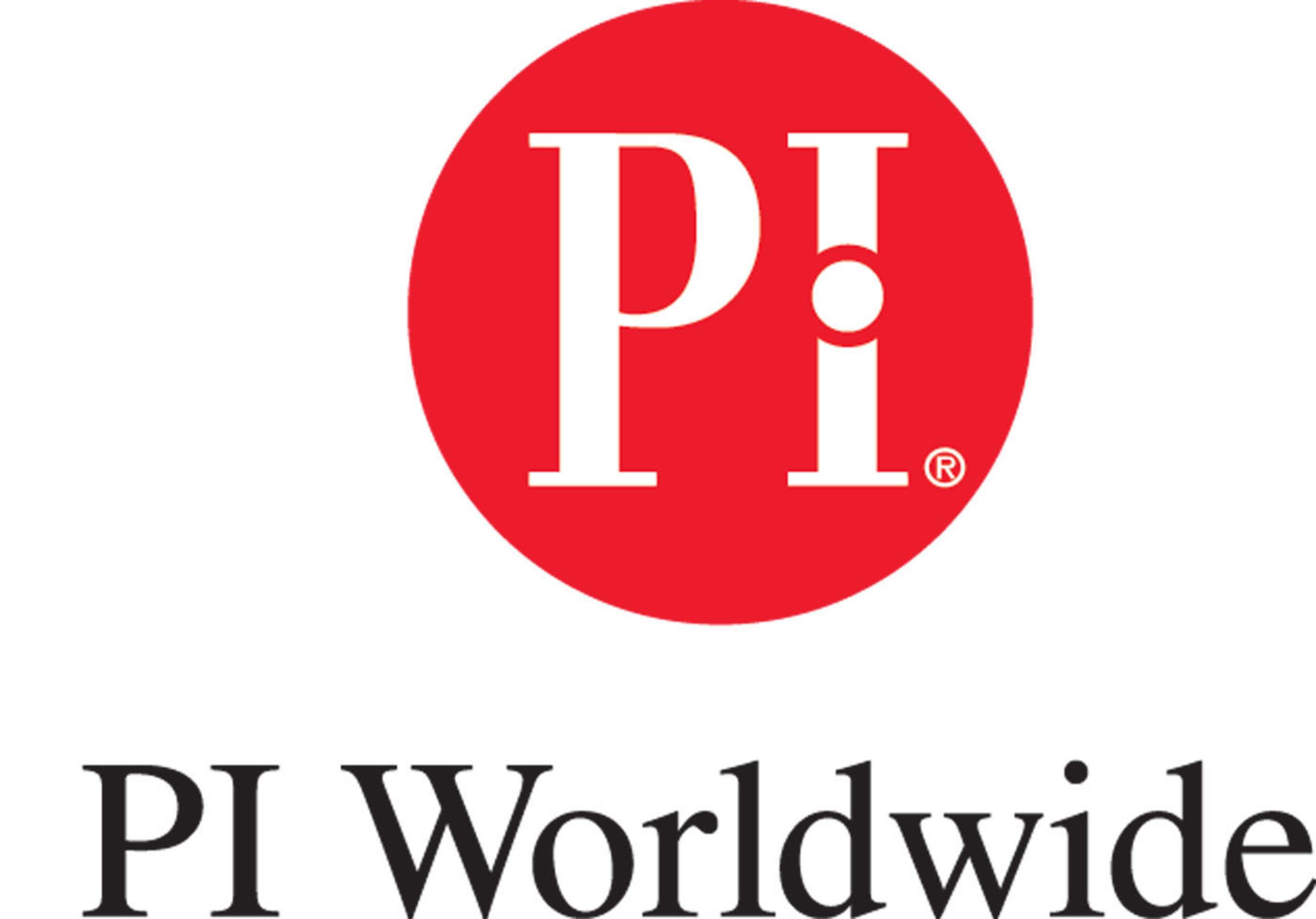 PI Worldwide logo.