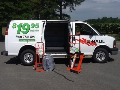 Mineral General Finds a Gem of a Partnership with U-Haul (PRNewsFoto/U-Haul)