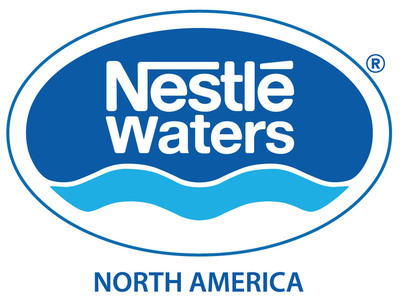 Nestle Waters North America logo.