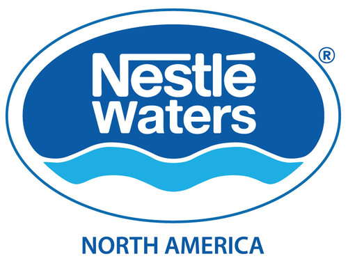 Nestle Waters North America logo.  (PRNewsFoto/Nestle Waters North America)