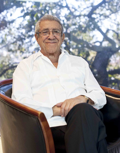 Corporacion Dinant President and Founder, Miguel Facusse Barjum (PRNewsFoto/Corporacion Dinant)