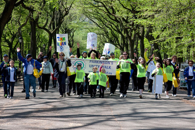 Make Every Step Count at 19th Annual Parkinson's Unity Walk in New York