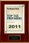 "Whyte And Associates, Inc. Selected For ""Top Tax Preparers In The Inland Empire.""  (PRNewsFoto/Whyte And Associates, Inc.)"