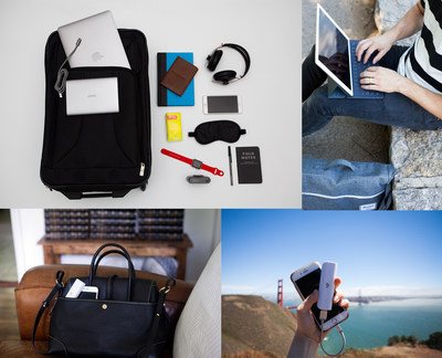 As you gear up for your next trip, whether it be a weekend close to home or a cross country expedition, Kanex has you covered with its series of travel-ready power and connectivity solutions to keep you connected on the go.