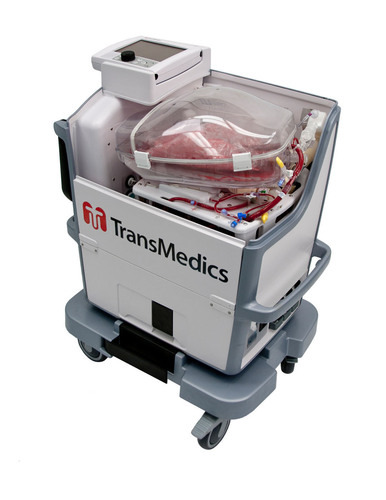 OCS Lung by TransMedics, Inc.  (PRNewsFoto/TransMedics, Inc.)