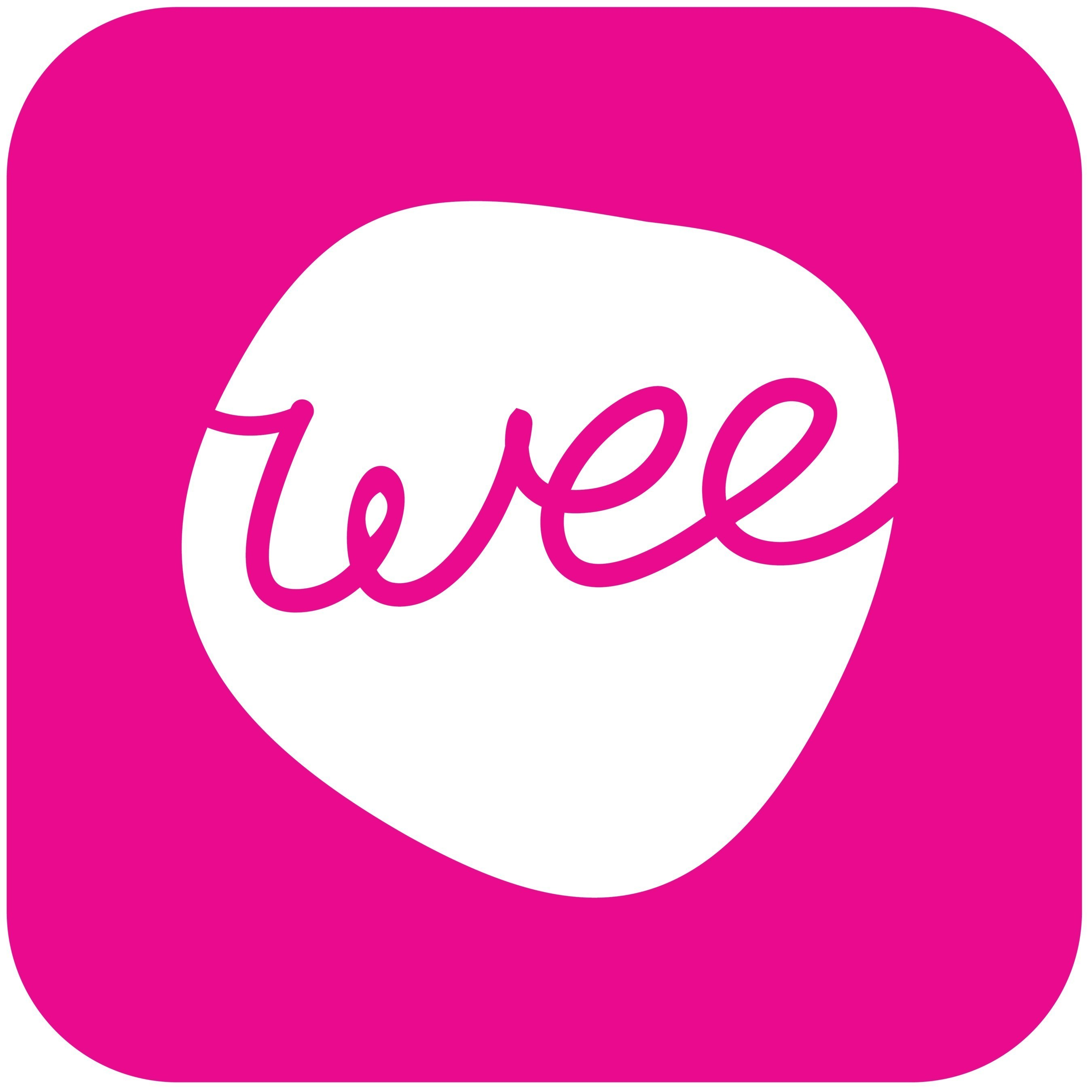 weeSPIN is the app that combines music streaming services with social media so you can build playlists that sound like you.