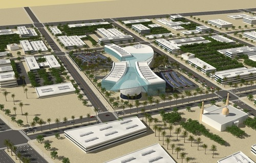 CH2M Olayan is leading a project to develop Saudi Arabia's Sinnovate Smart Technology Hub in King Abdullah Economic City. (PRNewsFoto/CH2M Hill)
