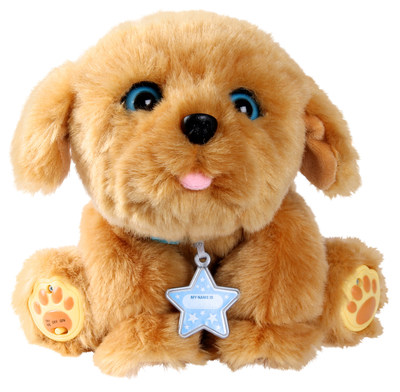 Snuggles, My Dream Puppy