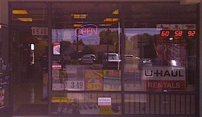 Nor Cal Mini Mart Now Partnering with U-Haul (PRNewsFoto/U-Haul)